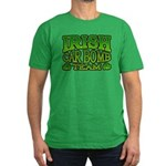 Irish Car Bomb Team Shamrock Men's Fitted T-Shirt