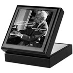 Russell: Logic and Opinion Keepsake Box