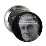 "Franklin D. Roosevelt 2.25"" Button (100 pack)"