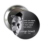 "Animal Farm: George Orwell 2.25"" Button (10 pack)"