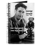 Modern Fable Writer Orwell Journal