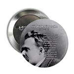 "Vanity God and Nietzsche 2.25"" Button (100 pack)"