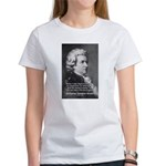 Music, Genius and Mozart Women's T-Shirt