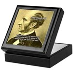 Utilitarianism John Mill Keepsake Box