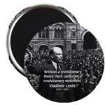 "USSR Foundation Lenin 2.25"" Magnet (100 pack)"