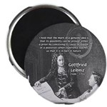 "Leibniz Origins of Calculus 2.25"" Magnet (100 pack"