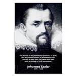Kepler Scientific Revolution Large Poster