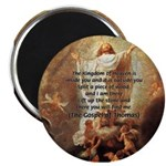 "Jesus Kingdom of Heaven 2.25"" Magnet (10 pack)"