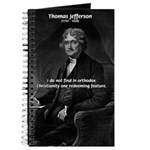President Thomas Jefferson Journal