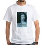 Huygens Combination White T-Shirt
