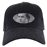 Thomas Huxley and Darwin Black Cap