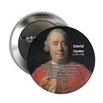 "Christianity and David Hume 2.25"" Button (10 pack)"
