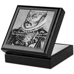 Power of Mind: Montaigne Keepsake Box