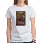 French Poets Baudelaire Women's T-Shirt