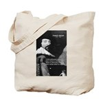 Philosopher Francis Bacon Tote Bag