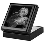 Courage Marie Antoinette Keepsake Box