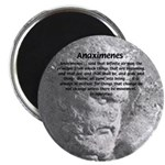 "Anaximenes Air Philosophy 2.25"" Magnet (100 pack)"