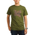 Twilight Valentine Organic Men's T-Shirt (dark)