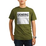 """Generic Costume"" Organic Men's T-Shirt (dark)"