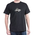 Bearded Clam Dark T-Shirt