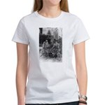 Marie & Pierre Curie Good Evil Women's T-Shirt