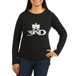 3 Kings Day Women's Long Sleeve Dark T-Shirt