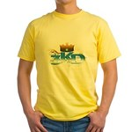 3 Kings Day Yellow T-Shirt