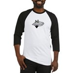 Bearded Clam Baseball Jersey