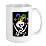 Mardi Gras Large Mug