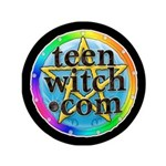 "TeenWitch  3.5"" Button"