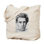 Irony Freedom of Speech Tote Bag