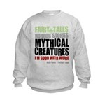 Twilight Weird Kids Sweatshirt