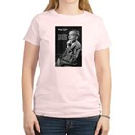 Old Age Spirit of Childhood Women's Pink T-Shirt