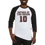Uniform Groom Father 10 Baseball Jersey