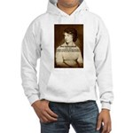 Philosophical Feminism Hooded Sweatshirt