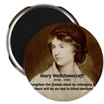 "Philosophical Feminism 2.25"" Magnet (10 pack)"