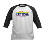Anti Liberal Hippies Kids Baseball Jersey
