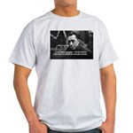 Albert Camus Motivational Ash Grey T-Shirt