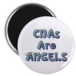 """CNAs Are Angels 2.25"""" Magnet (10 pack)"""