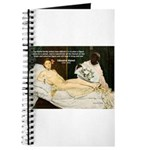 Impressionist Art Manet Journal