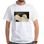 Impressionist Art Manet White T-Shirt