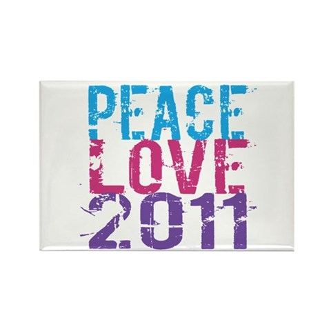 peace and love 2011