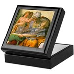 Michelangelo Art Philosophy Keepsake Box