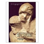 Michelangelo Marble Pieta Small Poster