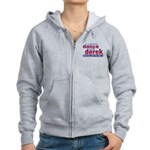 I want to Dance with Derek Women's Zip Hoodie