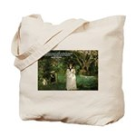 Berthe Morisot Art Quote Tote Bag