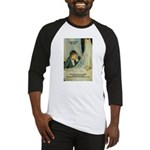 Female Artist Morisot Quote Baseball Jersey