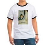 Female Artist Morisot Quote Ringer T