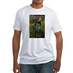 Pissarro Art of Impressions Fitted T-Shirt