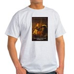 Art & Atmosphere Rembrandt Ash Grey T-Shirt